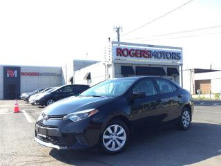 Used 2016 Toyota Corolla LE - HTD SEATS - REVERSE CAM for sale in Oakville, ON