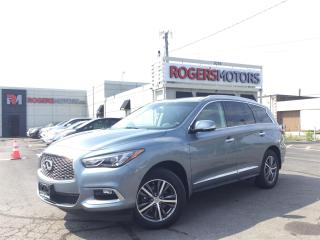 Used 2016 Infiniti QX60 AWD - NAVI - 7 PASS - 360 CAMERA - SUNROOF for sale in Oakville, ON