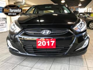 Used 2017 Hyundai Accent SE | ROOF | NO ACCIDENTS for sale in North York, ON