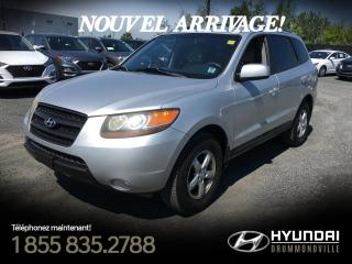 Used 2007 Hyundai Santa Fe GL AWD + 111 035KM + MAGS + A/C. + CRUIS for sale in Drummondville, QC