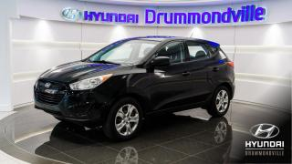 Used 2013 Hyundai Tucson GL AWD + BLUETOOTH + CRUISE + A/C + WOW for sale in Drummondville, QC