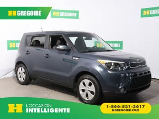 Used 2015 Kia Soul LX+ AC GR ELEC for sale in St-Léonard, QC