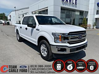 Used 2018 Ford F-150 Ford F-150 XLT SuperCrew 2018, caméra de for sale in Gatineau, QC