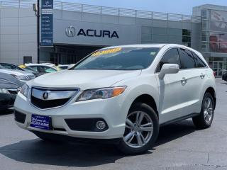 Used 2015 Acura RDX TECH | BOUGHTHERE | TINT | 1OWNER | NOACCIDENTS for sale in Burlington, ON