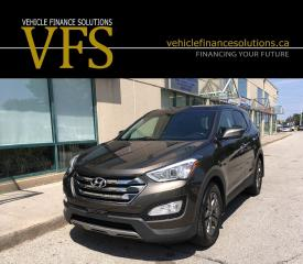 Used 2013 Hyundai Santa Fe Sport 2.4 Luxury for sale in North York, ON