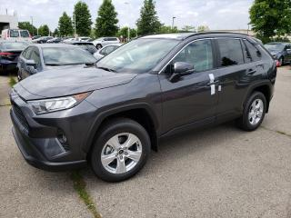 New 2019 Toyota RAV4 XLE for sale in Etobicoke, ON