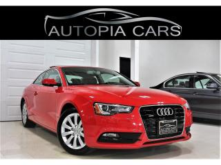 Used 2014 Audi A5 2dr Cpe Auto Komfort for sale in North York, ON