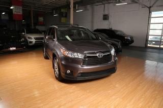 Used 2016 Toyota Highlander AWD 4DR XLE for sale in Toronto, ON