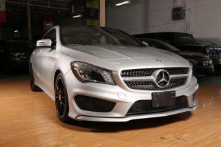 Used 2014 Mercedes-Benz CLA-Class 4dr Sdn CLA 250 4MATIC for sale in Toronto, ON
