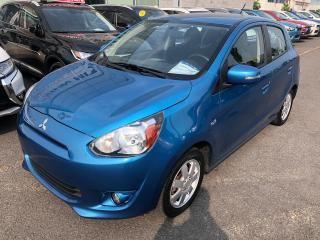 Used 2015 Mitsubishi Mirage SE | MAGS | CRUISE | BLUETOOTH | TOUT EQUIPE for sale in St-Hubert, QC