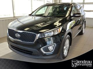 Used 2016 Kia Sorento 3.3L + 7 PASSAGERS+ AWD + A/C + CAMÉRA for sale in Ste-Julie, QC