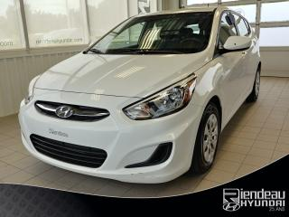 Used 2016 Hyundai Accent A/C for sale in Ste-Julie, QC
