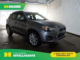 Used 2014 Mitsubishi RVR LTD EDTION AWC for sale in St-Léonard, QC