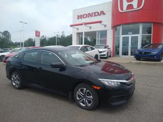 Used 2016 Honda Civic LX ***GARANTIE PROLONGÉE***APPLE CARPLAY for sale in Donnacona, QC