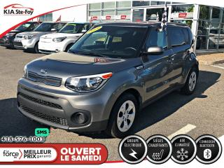 Used 2019 Kia Soul LX *VITRES TEINTES *CAMERA *CRUISE *A/C* for sale in Québec, QC