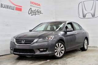 Used 2015 Honda Accord EX-L for sale in Blainville, QC