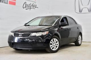 Used 2012 Kia Forte LX for sale in Blainville, QC