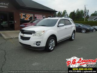 Used 2012 Chevrolet Equinox 2LT for sale in St-Prosper, QC