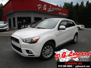 Used 2011 Mitsubishi RVR SE for sale in St-Prosper, QC