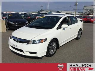 Used 2011 Honda Civic EX-L BERLINE ***34 000 KM*** for sale in Beauport, QC