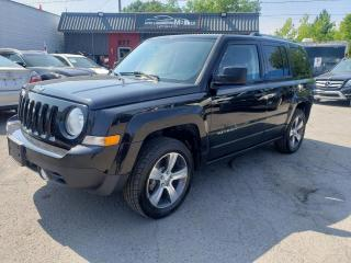 Used 2016 Jeep Patriot 2016 JEEP PATRIO HIGH ALTITUDE**55.00$/S for sale in Lemoyne, QC