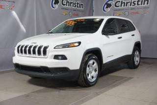 Used 2016 Jeep Cherokee 4x4 3.2l V6 Group for sale in Montréal, QC