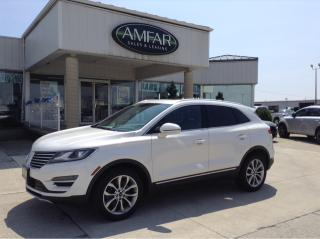 Used 2015 Lincoln MKC AWD / NAV / NO PAYMENTS FOR 6 MONTHS !! for sale in Tilbury, ON