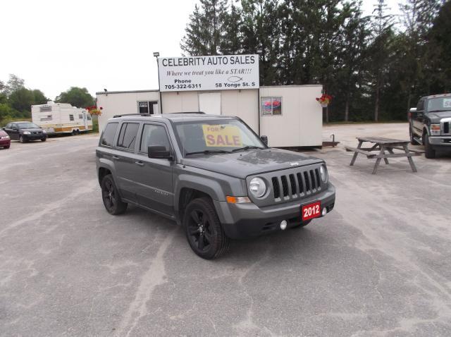 2012 Jeep Patriot 4X4 NORTH EDITION