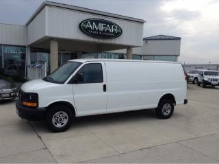 Used 2015 GMC Savana EXT / 2500 / NO PAYMENTS FOR 6 MONTHS ! for sale in Tilbury, ON