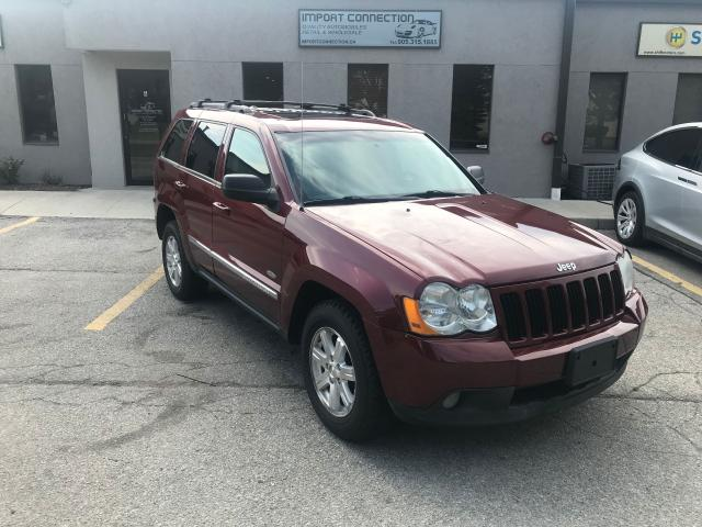 2008 Jeep Grand Cherokee 3.0L DIESEL,Laredo,LEATHER,SUNROOF,CERTIFIED!