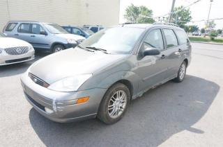 Used 2002 Ford Focus 4DR WGN for sale in Mascouche, QC
