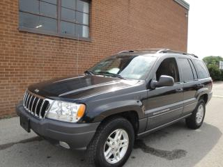 Used 2003 Jeep Grand Cherokee Laredo for sale in Oakville, ON