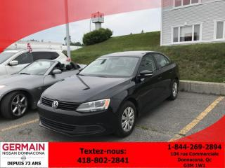 Used 2014 Volkswagen Jetta 2.0 - Cruise - A/c for sale in Donnacona, QC
