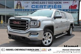 Used 2017 GMC Sierra 1500 SLE for sale in St-Léonard, QC