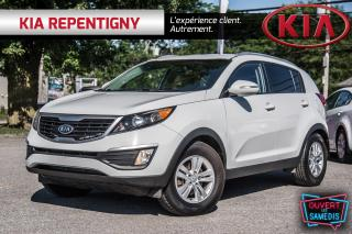 Used 2012 Kia Sportage 2012 Kia - Fwd 4dr for sale in Repentigny, QC