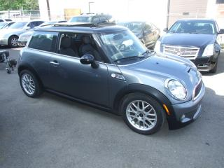 Used 2010 MINI Cooper S for sale in Waterloo, ON