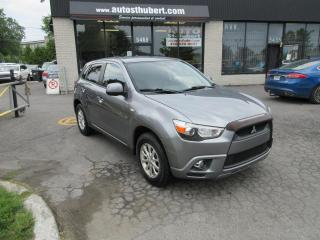 Used 2012 Mitsubishi RVR ES for sale in St-Hubert, QC