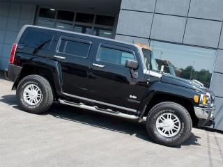 Used 2006 Hummer H3 SUNROOF|ALLOYS|RUNNING BOARDS|CHROME TRIM for sale in Toronto, ON