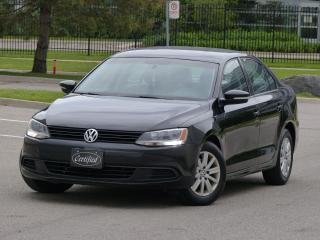 Used 2011 Volkswagen Jetta LOW KMS, ALLOY RIMS, POWER OPTIONS, HEATED SEATS, for sale in Mississauga, ON