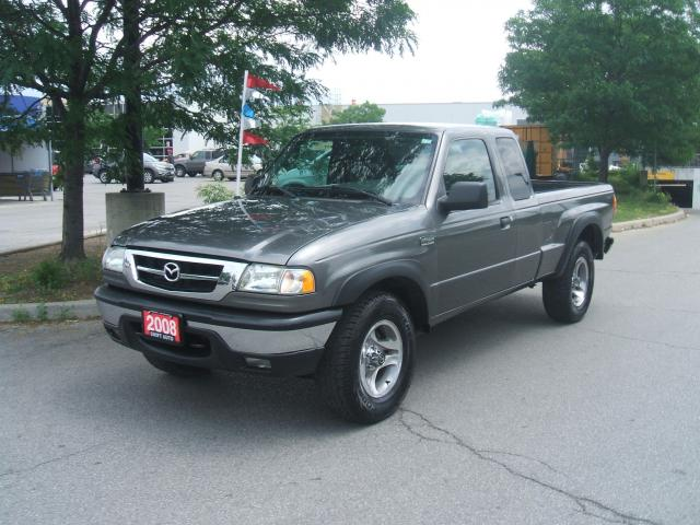 2008 Mazda B-Series SE 4X4 EXTENDED CAB