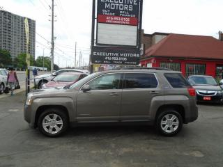 Used 2011 GMC Terrain SLT-1/ LOADED / LEATHER / ROOF / REV CAM / ALLOYS for sale in Scarborough, ON
