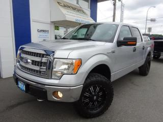 Used 2014 Ford F-150 XLT XTR 4x4, Crew, Level Kit, 33 Inch BFG's for sale in Langley, BC
