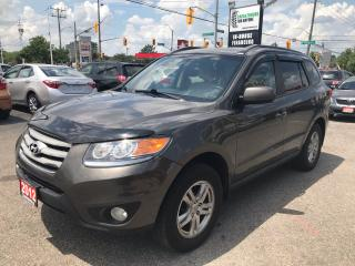 Used 2012 Hyundai Santa Fe GL l No Accidents l AWD for sale in Waterloo, ON