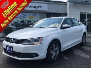 Used 2013 Volkswagen Jetta Sedan Trendline 2.0 5sp for sale in Walkerton, ON