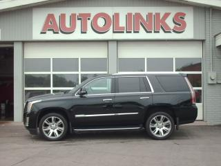 2016 Cadillac Escalade Luxury Collection [22in] navi/sunroof