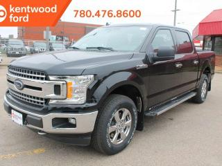 Used 2019 Ford F-150 XLT 300A, 4X4 Supercrew, 2.7L Ecoboost, Auto Start/Stop, Pre-Collision Assist, Rear View Camera, Remote Keyless Entry for sale in Edmonton, AB
