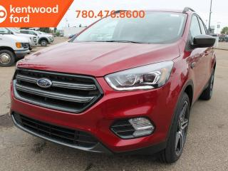 New 2019 Ford Escape SEL 300A, 4WD, 1.5L Ecoboost, Power Heated Seats, Auto Start/Stop, Power Liftgate, Remote Keyless Entry/Keypad, Remote Vehicle Start, Reverse Camera and Sensing System for sale in Edmonton, AB