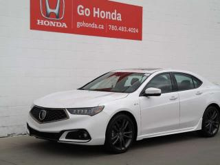 Used 2019 Acura TLX Elite A-Spec 4dr AWD SH-AWD Sedan for sale in Edmonton, AB