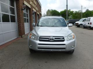 Used 2008 Toyota RAV4 LIMITED  for sale in Weston, ON