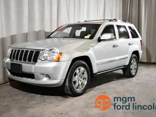 Used 2010 Jeep Grand Cherokee LIMITED | MOONROOF | HEATED FRONT SEATS for sale in Red Deer, AB